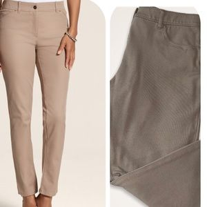 SO SLIMMING by CHICO'S Straight leg pant( …